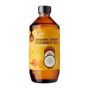 Harga Dr Gram Organic Virgin Coconut Oil 500 ml
