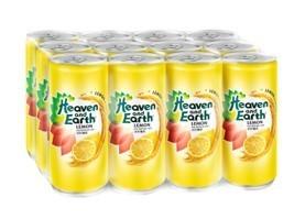 Heaven and Earth Ice Lemon Tea - 12 x 315ML CASE