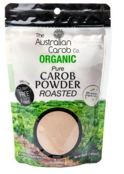 Harga The Australian Carob Co. 100% Australia Carob Organic Pure Roasted Carob Powder Coco Replacement Healthy Food (200g)
