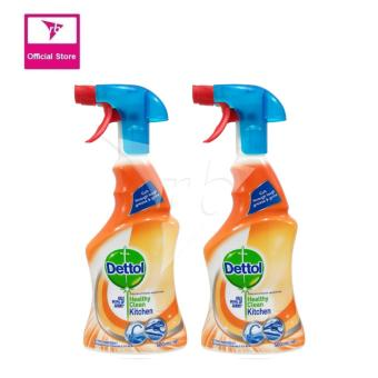 Harga Dettol Trigger Kitchen 500ML Twin Pack