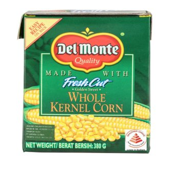 Harga Del Monte TRC Whole Kernel Corn 380g