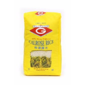 Harga DIAMOND G USA CALROSE RICE 4.54KG