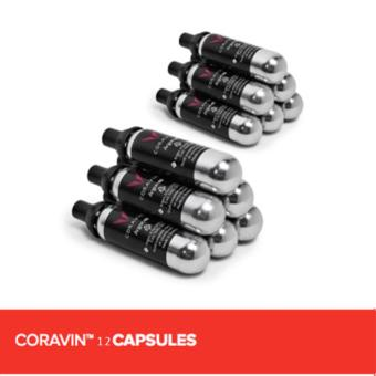 Harga CORAVIN 12 CAPSULES (6 PACKS OF 2)
