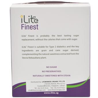 iLite Finest Stevia Classic Sweetener - 2