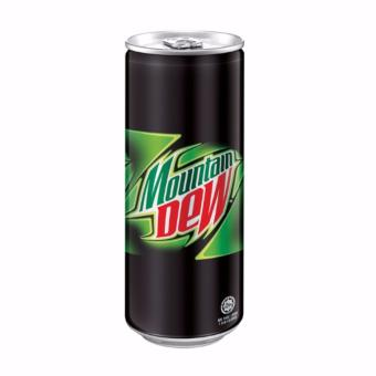 Harga Mountain Dew 24 x 330ml.