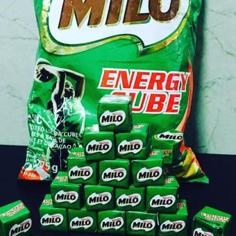 Harga [2 pack combo] Milo Energy Cube 100 pcs - Free Immediate Delivery