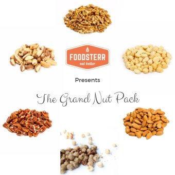 Harga The Grand Nut Pack
