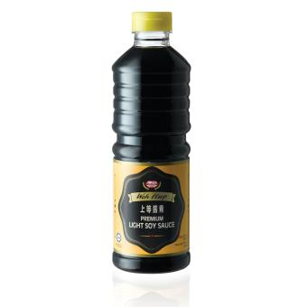 Harga Premium Light Soy Sauce - 640ml Woh Hup.