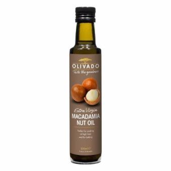 Harga Olivado Extra Virgin Macadamia Nut Oil 250ml