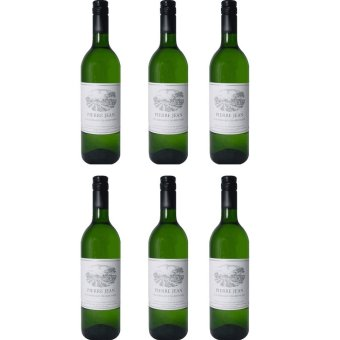 Harga Pierre Jean Columbard Chardonnay (Set of 6)