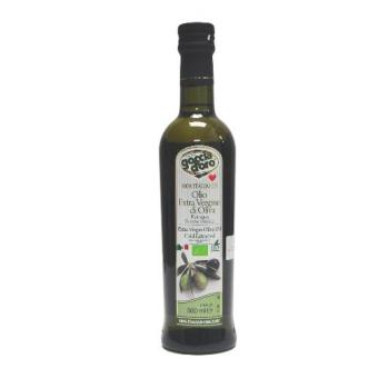 Harga Goccia D'oro Extra Virgin Olive Oil Cold Extracted 500ml