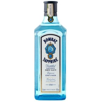 Harga BOMBAY SAPPHIRE LONDON DRY GIN 75CL