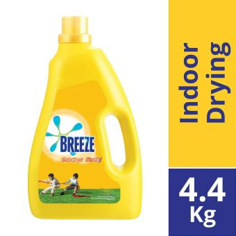 Harga Breeze Goodbye Musty Indoor Drying Liquid Detergent