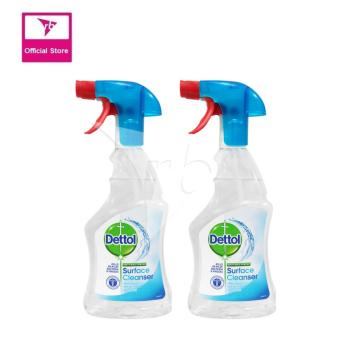 Harga Dettol Trigger Surface Cleaner 500ML Twin Pack