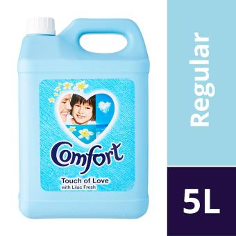Harga Comfort Touch of Love Fabric Conditioner - 1 X 5 L