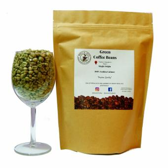 Harga World Of Coffee - Thai Green Coffee Beans