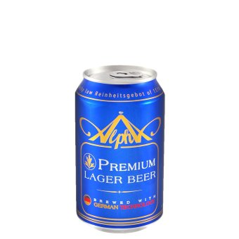 Harga Alpha Beer Can - 320 ml x 24 cans