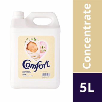 Harga Comfort Regular Pure Fabric Softener 5L