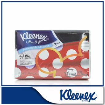 Harga Kleenex Soft Pack Facial Tissue Disney 4x50sheets