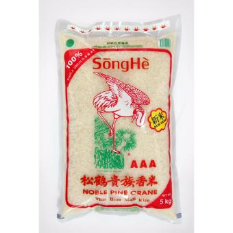 Harga SONGHE THAI FRAGRANT RICE (NEW CROP) 5KG