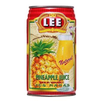 Harga Lee Pineapple Juice (325ml)