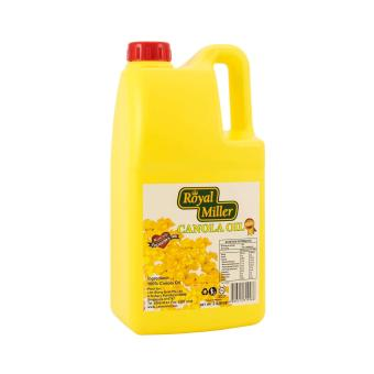 Harga Canola Oil - Royal Miller 3ltr.