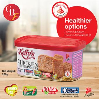 Harga Kelly's Healthier Choice Chicken Luncheon Meat