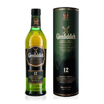 Glenfiddich 12YO 75cl Alc 40% Vol