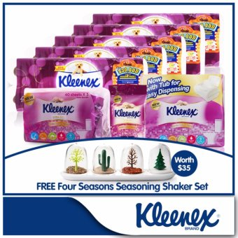 Harga Kleenex Intimate Care Bundle 1