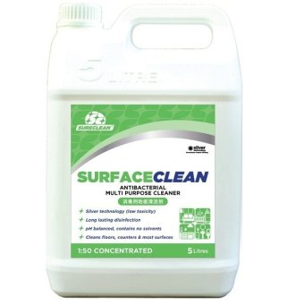 Harga Sureclean Surfaceclean Anti-bacterial Floor Cleaner 5 Litre