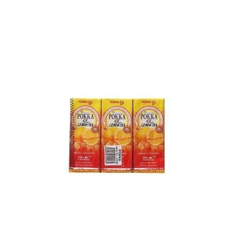 Harga Pokka Ice Lemon Tea (Packet)