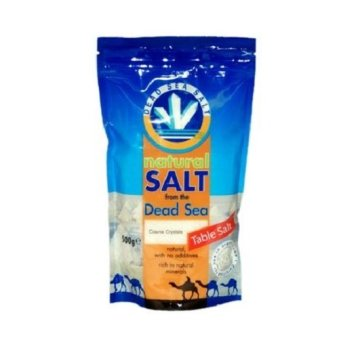 Harga TMO Salz Natural Salt from the Dead Sea Coarse Crystals 500g