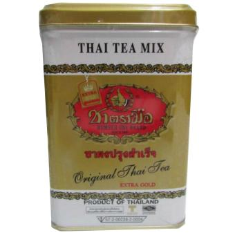 Harga Thai Tea Mix - Gold Label (Extra Gold) In Tin