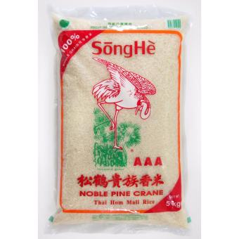 Harga SONGHE THAI FRAGRANT RICE 5KG