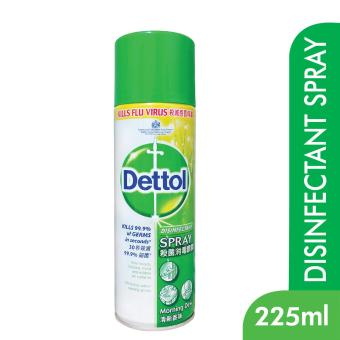Harga Dettol Morning Dew Disinfectant Spray - 1 X 225 ML