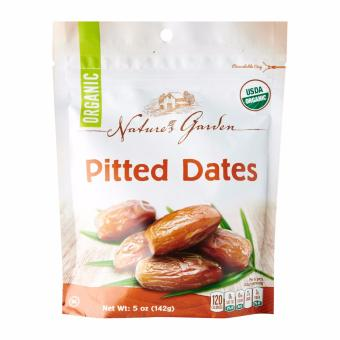 Harga Nature's Garden Organic Pitted Dates