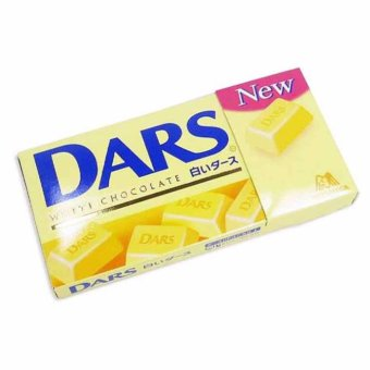 Harga Dars White Chocolate 45g