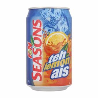 Harga SEASONS LEMON TEA(24 CANS X 330ML)