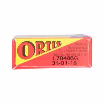 Ortiz Anchovy Fillets In Olive Oil - 47.5g (3 Packs) - 3