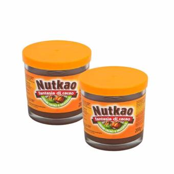 Harga Nutkao Spread 200g - Twins pack