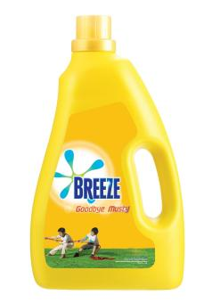 Harga Breeze Goodbye Musty Indoor Drying Liquid Detergent Refill - 1 X 1.8 KG