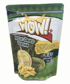 Harga Wow Freeze Dried Durian (30g)