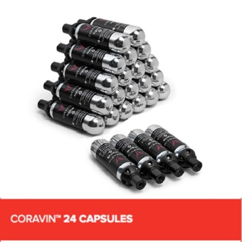 Harga CORAVIN™ 24 CAPSULES (12 PACKS OF 2)