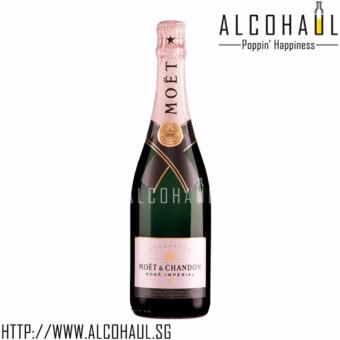 Harga Moet & Chandon Rose Champagne 750ml