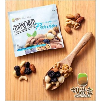 Harga Korea The Nuts Premium 20g