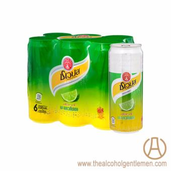 Harga Schweppes Lime Soda (6 Can x 330ml)