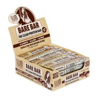 Slim Secrets Bare Bar - Double Choc 40g - Box of 12 - 5