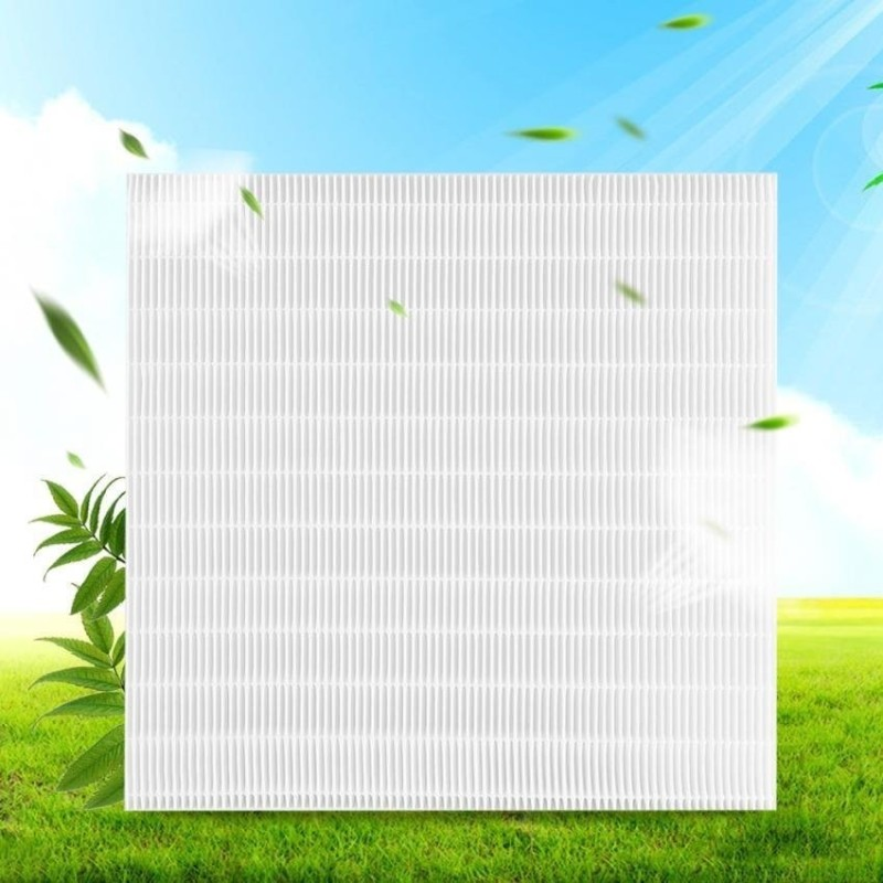 1Pc Efficient Diy Air Purifier Dust Filter Replacement For Air Cleaner/Fan/Air Conditioner - intl Singapore