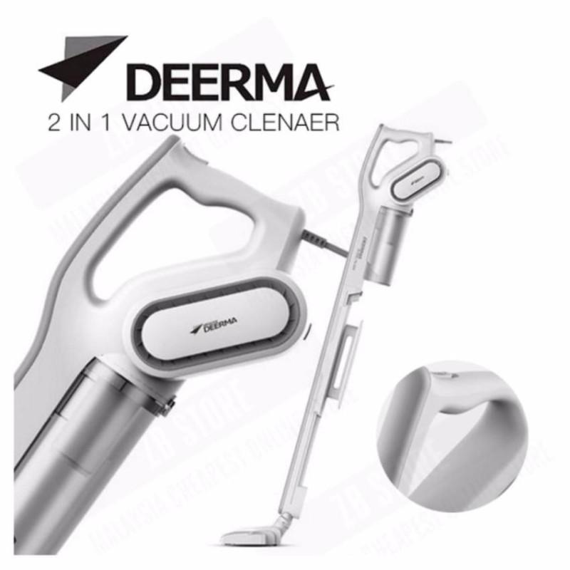 2017 Deerma 2 in 1 Vacuum Cleaner Powerful Cleaning 600W DX700  - intl Singapore