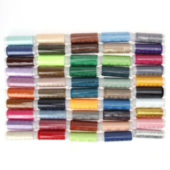 50 Color Fine Sewing Thread for Hand Sewing Industrial Machine -intl - 3